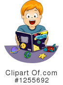 Royalty-Free (RF) Children Clipart Illustration #1255692
