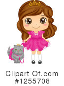 Royalty-Free (RF) Children Clipart Illustration #1255708