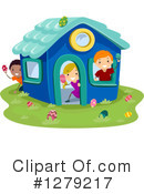 Royalty-Free (RF) Children Clipart Illustration #1279217