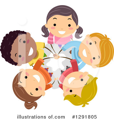 Teamwork Clipart #1291805 by BNP Design Studio