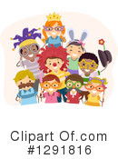 Children Clipart #1291816 by BNP Design Studio