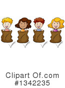 Children Clipart #1342235 by Graphics RF