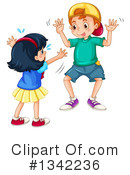 Children Clipart #1342236 by Graphics RF