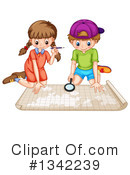 Children Clipart #1342239 by Graphics RF