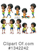 Children Clipart #1342242 by Graphics RF