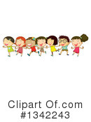 Children Clipart #1342243 by Graphics RF