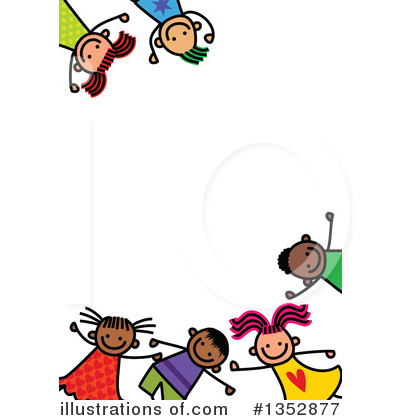 Stick Children Clipart #1352877 by Prawny