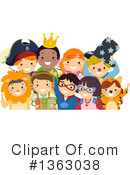 Royalty-Free (RF) Children Clipart Illustration #1363038