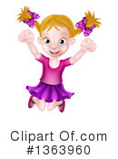 Children Clipart #1363960 by AtStockIllustration