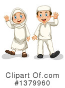 Children Clipart #1379960 by Graphics RF