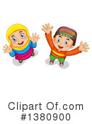 Children Clipart #1380900 by Graphics RF