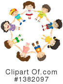 Children Clipart #1382097 by Graphics RF