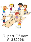Royalty-Free (RF) Children Clipart Illustration #1382098