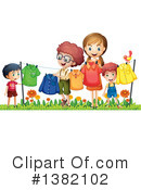 Children Clipart #1382102 by Graphics RF