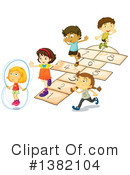 Royalty-Free (RF) Children Clipart Illustration #1382104
