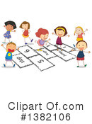 Royalty-Free (RF) Children Clipart Illustration #1382106
