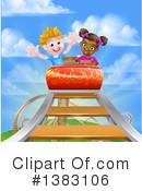 Royalty-Free (RF) Children Clipart Illustration #1383106