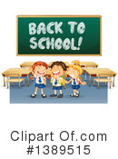 Royalty-Free (RF) Children Clipart Illustration #1389515