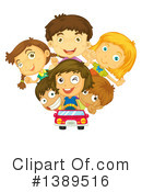 Royalty-Free (RF) Children Clipart Illustration #1389516