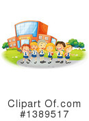 Children Clipart #1389517 by Graphics RF