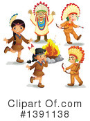 Children Clipart #1391138 by Graphics RF