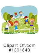 Children Clipart #1391843 by Graphics RF