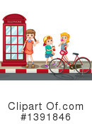 Children Clipart #1391846 by Graphics RF
