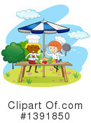 Children Clipart #1391850 by Graphics RF