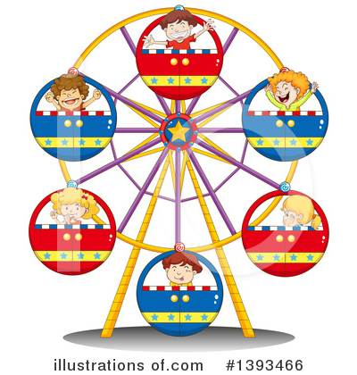Carnival Clipart #1393466 by Graphics RF
