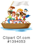 Children Clipart #1394053 by Graphics RF