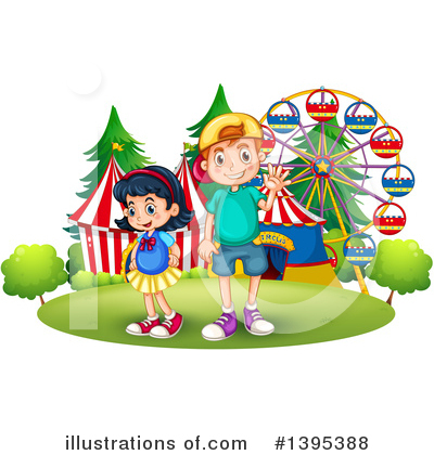 Carnival Clipart #1395388 by Graphics RF