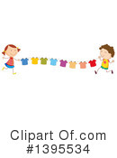 Children Clipart #1395534 by Graphics RF