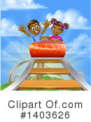 Royalty-Free (RF) Children Clipart Illustration #1403626