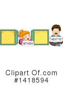 Children Clipart #1418594 by BNP Design Studio