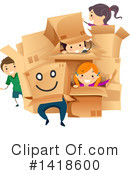 Children Clipart #1418600 by BNP Design Studio
