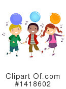 Children Clipart #1418602 by BNP Design Studio