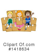 Children Clipart #1418634 by BNP Design Studio
