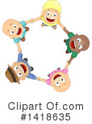 Children Clipart #1418635 by BNP Design Studio