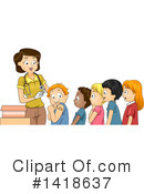 Children Clipart #1418637 by BNP Design Studio