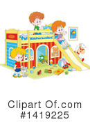 Children Clipart #1419225