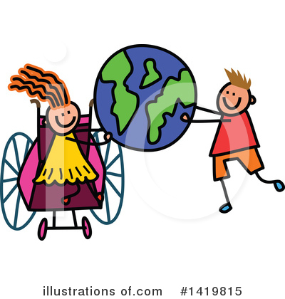 Handicap Clipart #1419815 by Prawny