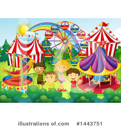Carnival Clipart #1443751 by Graphics RF
