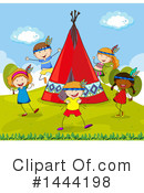 Royalty-Free (RF) Children Clipart Illustration #1444198