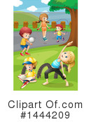 Children Clipart #1444209 by Graphics RF