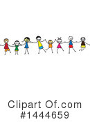 Royalty-Free (RF) Children Clipart Illustration #1444659