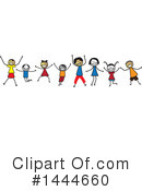 Royalty-Free (RF) Children Clipart Illustration #1444660