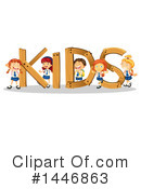 Royalty-Free (RF) Children Clipart Illustration #1446863