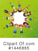 Children Clipart #1446865 by Graphics RF