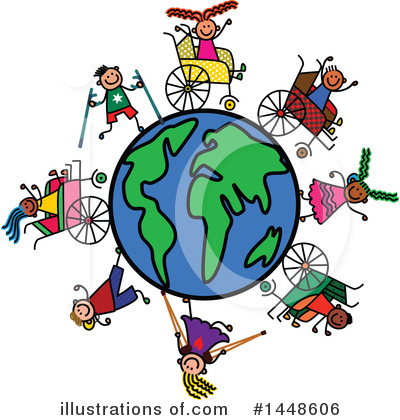 Stick Children Clipart #1448606 by Prawny