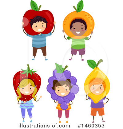 Strawberry Clipart #1460353 by BNP Design Studio